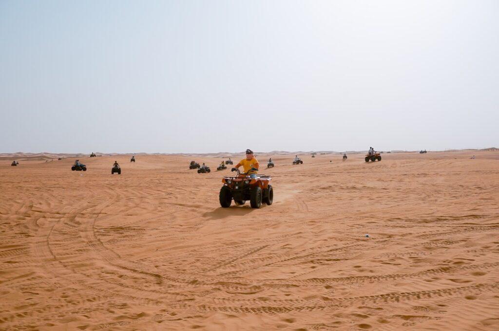 Going to Dubai Desert Safari for Great Reasons