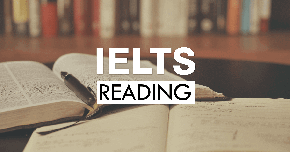 IELTS reading mistakes and tips