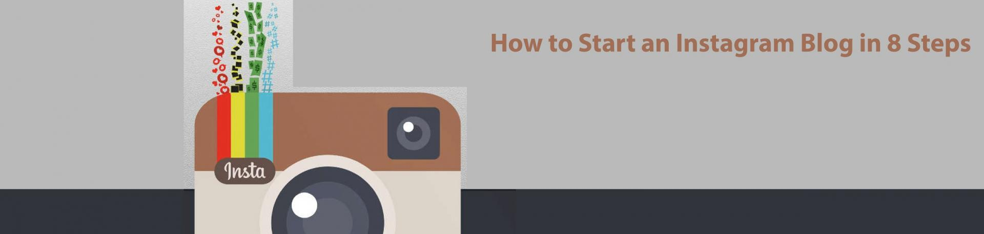 Start an Instagram Blog