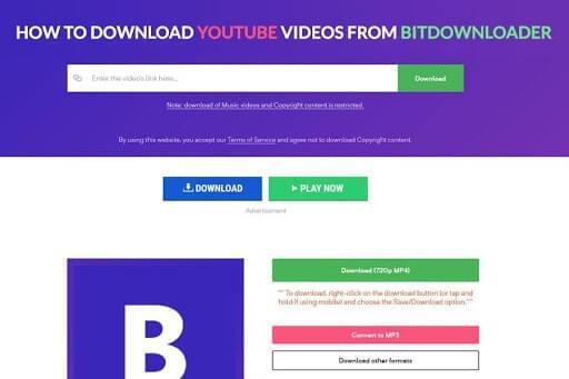 Bitdownloader