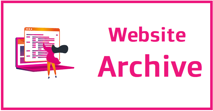 Website Archive