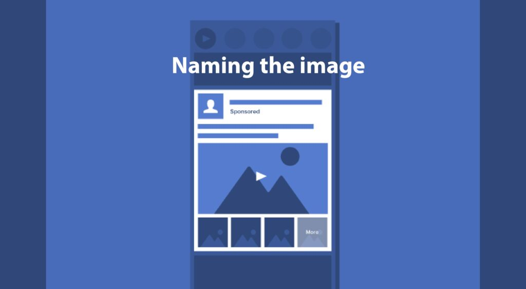 Naming the image