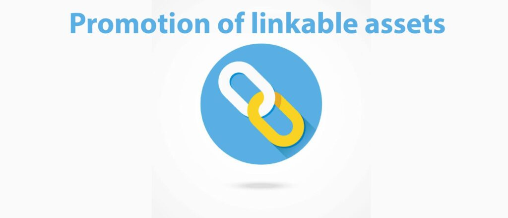 Promotion of linkable assets
