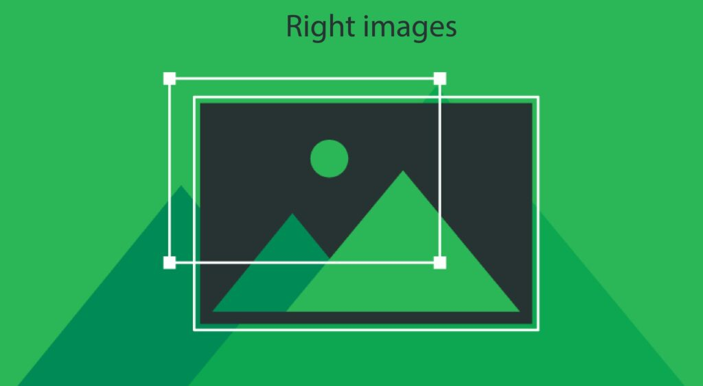 Right images