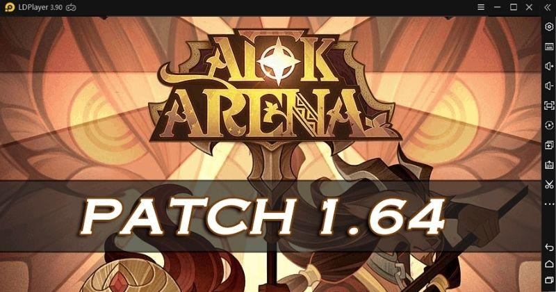 AFK Arena patch