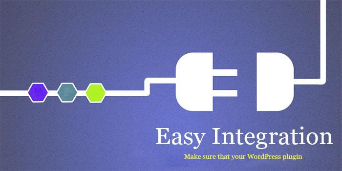 Easy Integration