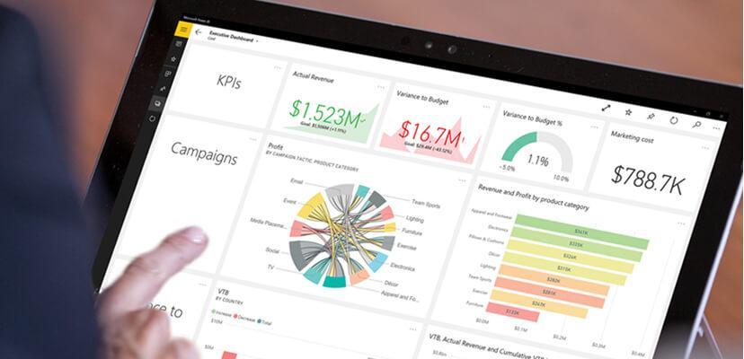 Microsoft's Power BI