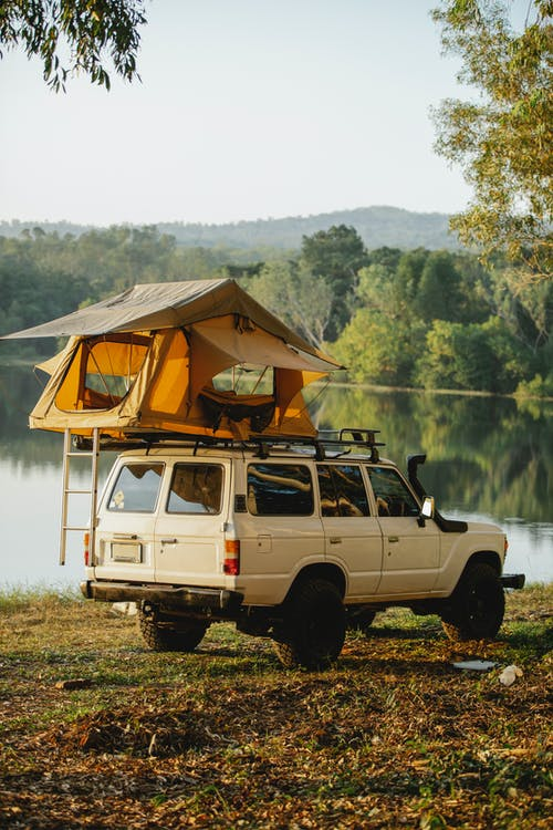 Roof Rack On Your SUV