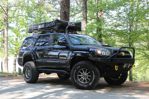 SUV for Light-Weighted