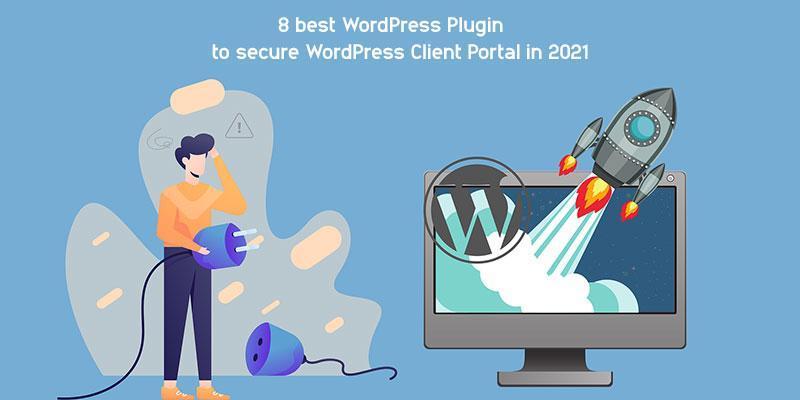 WordPress Client Portal
