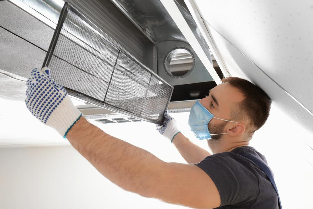 HVAC AIR DUCT CLEANING